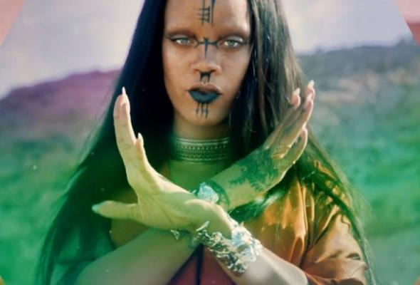 "Rihanna: Δες εδώ το video clip του ""Sledgehammer"" !"
