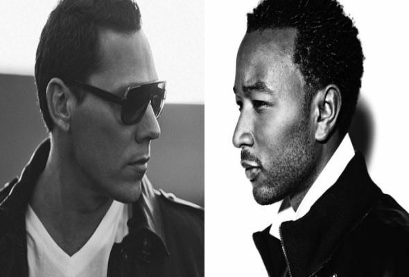"Tiesto και John Legend: Συνεργάζονται ξανά για το ""Summer Nights"" !"