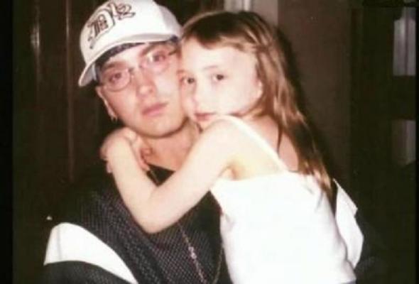 Eminem: Πόσο μεγάλωσε η κόρη του!